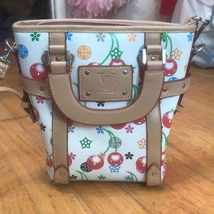 Louis V shoulder bag Cherry Edition